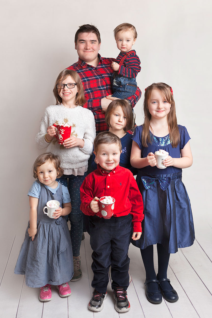 all the grandchildren gift for nana idea photography dublin