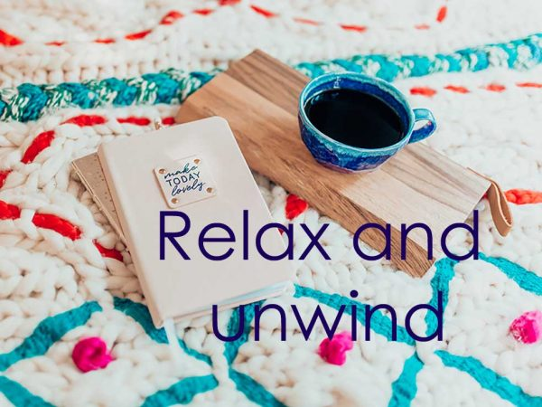 relax and unwind tips for mums