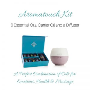 aromatherapy starter kit for busy mum to relax in the evening
